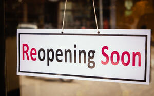 Restaurants Reopening Safely during COVID