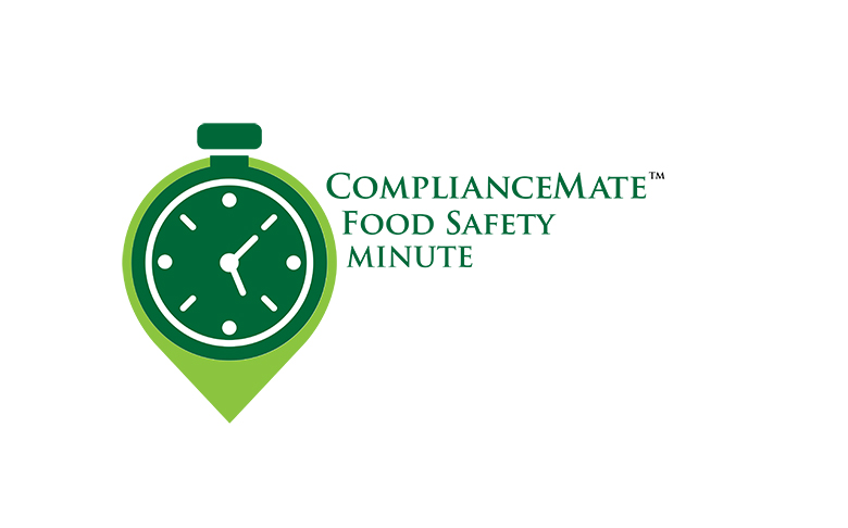 Food Safety Minute | Food Safety Principles