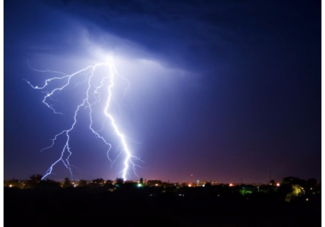 Image accompanying Along Came a Storm