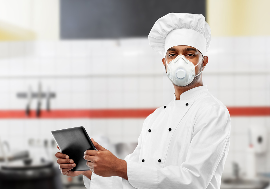 Automated food safety strengthens restaurants against COVID-19